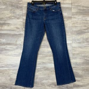 Lucky Brand Sofia Boot Cut Jeans Size 10